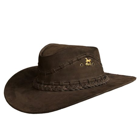 Cowboy Leather Hat