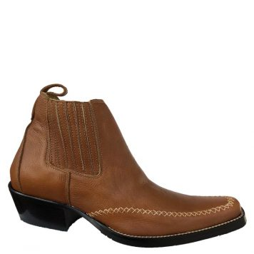 Cowboy Ankle Boots Men
