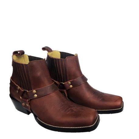 men's western cowboy boot in Square Toe