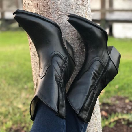 Cowgirl Pointed Toe Boots