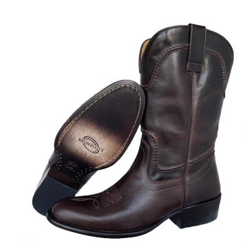 Cowboy Boot Round Toe