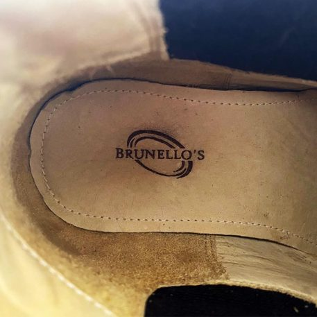 Brunello's Leather Insole